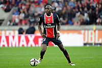 FOOTBALL - FRENCH CHAMPIONSHIP 2011/2012 - L1 - PARIS SAINT GERMAIN v DIJON FCO  - 23/10/2011 - PHOTO JEAN MARIE HERVIO / DPPI - MOHAMED SISSOKO (PSG)