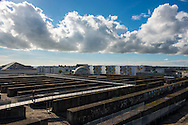 Saint Nazaire, 25/10/2014: base per i sottomarini tedeschi durante la seconda guerra mondiale - base for German submarines during the second world war