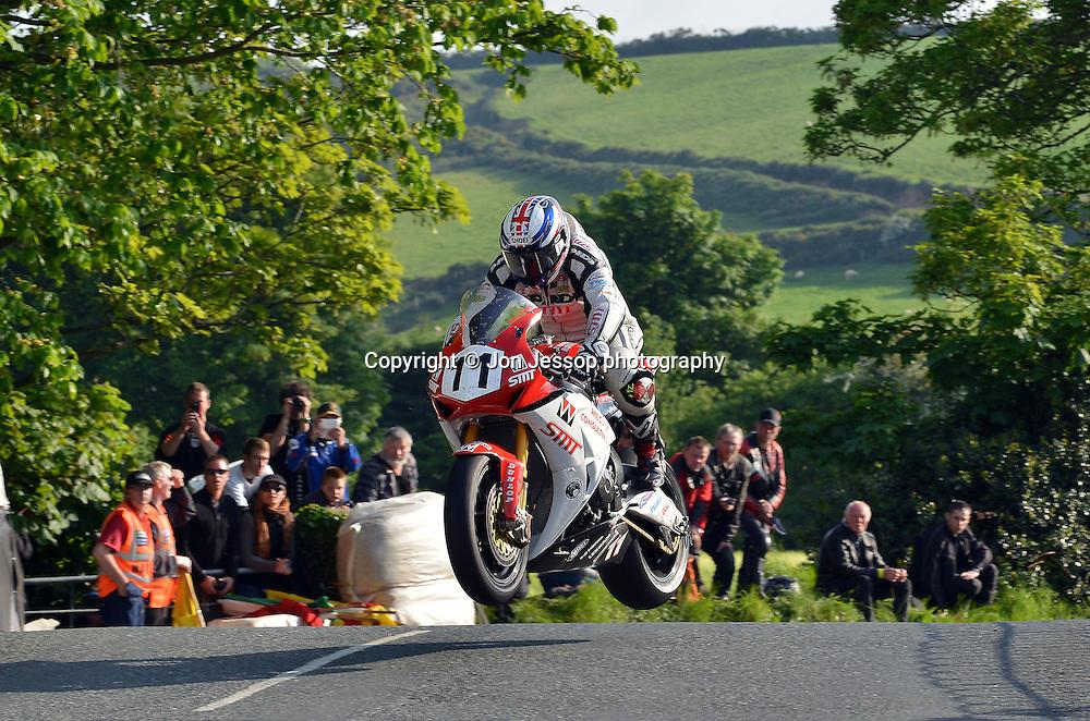 #11 Dan Stewart Honda SMT / Wilcock Racing