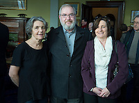 free pic no repro fee     GMC20012017 <br /> Mary Doran Meitheal Mara, Tim Buckley Cobh and Geraldine Buckley Cobh  Pictured at the Port of Cork, for the launch of Meitheal Mara&rsquo;s ambitious plans for the realisation  of an integrated maritime hub for Cork City. www.meithealmara.ie<br /> Images By Gerard McCarthy 087 8537228 <br /> For more info contact  Joya Kuin  0857770969  joyakuin@gmail.com
