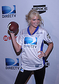 Red Carpet Directv Celebrity Beach Bowl 2012