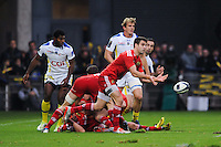 Conor MURRAY - 14.12.2014 - Clermont / Munster - European Champions Cup <br /> Photo : Jean Paul Thomas / Icon Sport