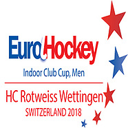 2018 EuroHockey Indoor Club Cup 2018 Men