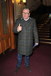 RAY WINSTONE at the opening night of Totem by Cirque du Soleil held at The Royal Albert Hall, London on 5th January 2011.