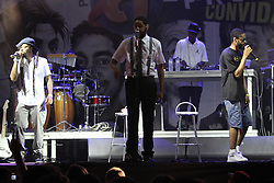 Show do Emicida durante o Planeta Atlântida 2013/RS, que acontece nos dias 15 e 16 de fevereiro na SABA, em Atlântida. FOTO: Marcos Nagelstein/Preview.com