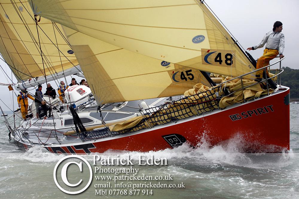 J P Morgan Round the Island Race 2011 Photographs © Patrick Eden Sports Photography