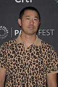 """ALEX TSE attends the Hulu Presentation of """"Wu-Tang: An American Saga"""" at the 2019 PaleyFest Fall TV Previews at the Paley Center for Media in Beverly Hills, California."""