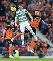 15/03/15 SCOTTISH LEAGUE CUP FINAL<br /> DUNDEE UTD v CELTIC<br /> HAMPDEN - GLASGOW<br /> Johansen and Paton