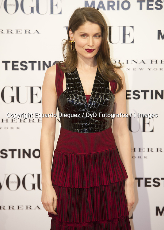 Laetitia Casta during the Vogue and Mario Testino December Issue launch, Madrid, Spain, November 27, 2012. Photo by Eduardo Dieguez / DyD Fotografos / i-Images...SPAIN OUT