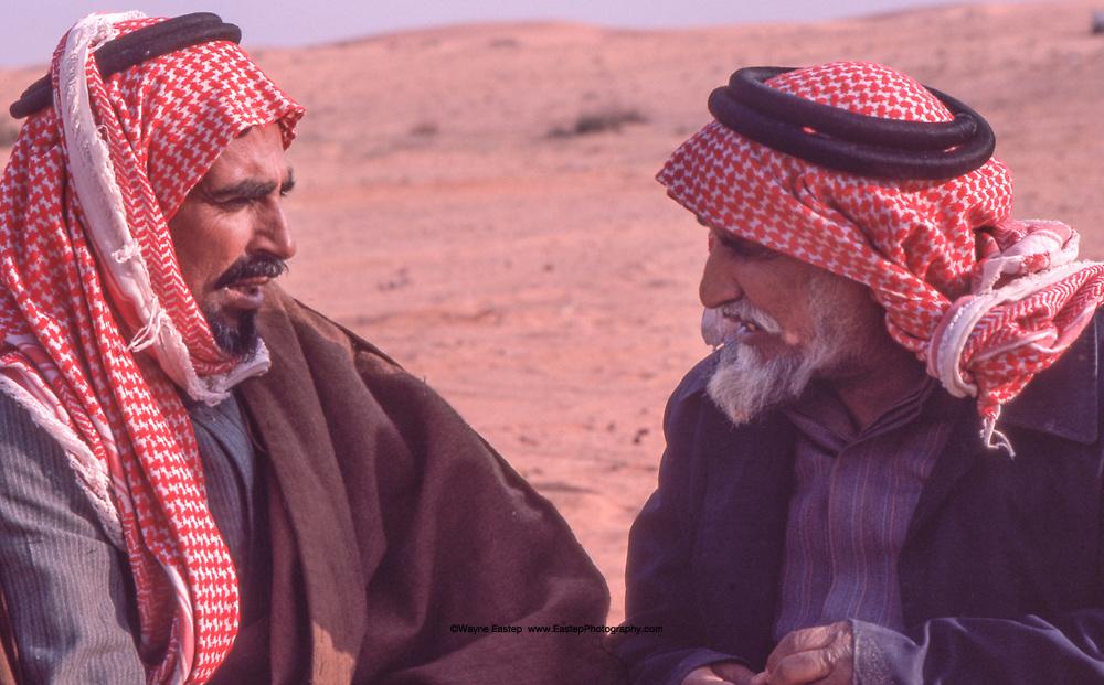 Al Amrah clan members, Saudi Arabia