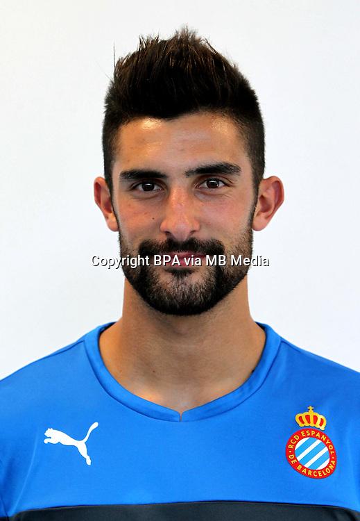 Spain - La Liga BBVA  2014-2015 / <br /> ( R.C.D. Espanyol ) - <br /> Alvaro Gonzalez Soberon