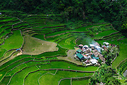Bangaan in the rice terraces of Banaue, Northern Luzon, Philippines