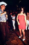 The disco at Hotel Plaza Inn.