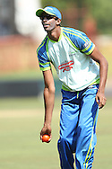 Jehan Mubarak during the Wayamba Elevens Training session at Supersport Park in Centurion on the 17 September 2010..Photo by: Ron Gaunt/SPORTZPICS/CLT20