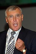 Tony Woodley, General Secretary TGWU
