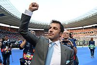 Alessandro Del Piero <br /> Berlino 05-06-2015 OlympiaStadion  <br /> Juventus Barcelona - Juventus Barcellona <br /> Finale Final Champions League 2014/2015 <br /> Foto Matteo Gribaudi/Image Sport/Insidefoto
