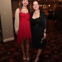 Mireille and Maria Bradford