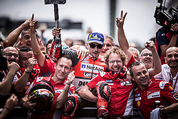 June 17, 2018 - Barcelone, Espagne - JORGE LORENZO - SPANISH - DUCATI TEAM - DUCATI (Credit Image: © Panoramic via ZUMA Press)