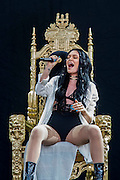 Jessie J plays the Wireless festival, Finsbury Park, London, UK