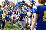GHS Football sr's final game 27Oct12