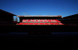 A General view of The City Gorund, home of Nottingham Forest ahead of the FA Cup tie with Arsenal - Mandatory by-line: Robbie Stephenson/JMP - 07/01/2018 - FOOTBALL - The City Ground - Nottingham, England - Nottingham Forest v Arsenal - Emirates FA Cup third round proper