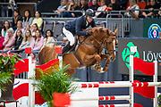 Jens Fredricson - Cayenne de Clarence<br /> Gothenburg Horse Show 2019<br /> &copy; DigiShots