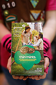 Girl Scout Cookies – Cookie Box Redesign 2013