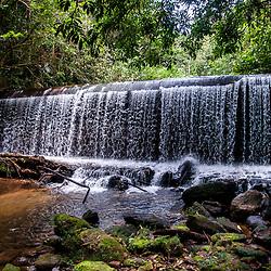 """""""Represa de Duas Bocas (Paisagem) fotografado em Cariacica, Espírito Santo -  Sudeste do Brasil. Bioma Mata Atlântica. Registro feito em 2012.<br /> <br /> <br /> <br /> ENGLISH: Forest and lagoon photographed in the city of Cariacica, Espírito Santo - Southeast of Brazil. Atlantic Forest Biome. Picture made in 2012."""""""