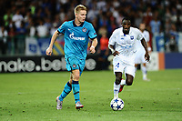 FOOTBALL - CHAMPIONS LEAGUE 2010/2011 - PLAY OFF - 2ND LEG - AJ AUXERRE v ZENIT ST PETERSBURG - 25/08/2010 - PHOTO GUY JEFFROY / DPPI - TOMAS HUBOCAN (ZEN)