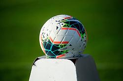 Ball during football match between NK Aluminij and NK Bravo in Round #14 of Prva liga Telekom Slovenije 2019/20, on October 20, 2019 in Kidricevo, Slovenia. Photo by Vid Ponikvar / Sportida