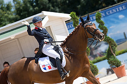 Guillon Emilie (FRA) - Rose The<br /> European Championships Dressage Junior and Young Riders 2014<br /> © Hippo Foto - Leanjo de Koster