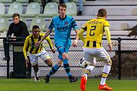 ARNHEM - 27-03-2017, Jong Vitesse - Jong AZ, Sport center Papendal, Jong AZ speler Melle Springer