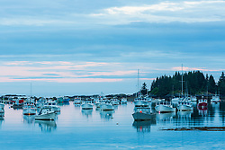 Morning in Vinalhaven, Maine.