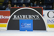KELOWNA, CANADA - MARCH 04:  Rayburn's Marine Promotion at the Kelowna Rockets game on March 04, 2017 at Prospera Place in Kelowna, British Columbia, Canada.  (Photo By Cindy Rogers/Nyasa Photography,  *** Local Caption ***