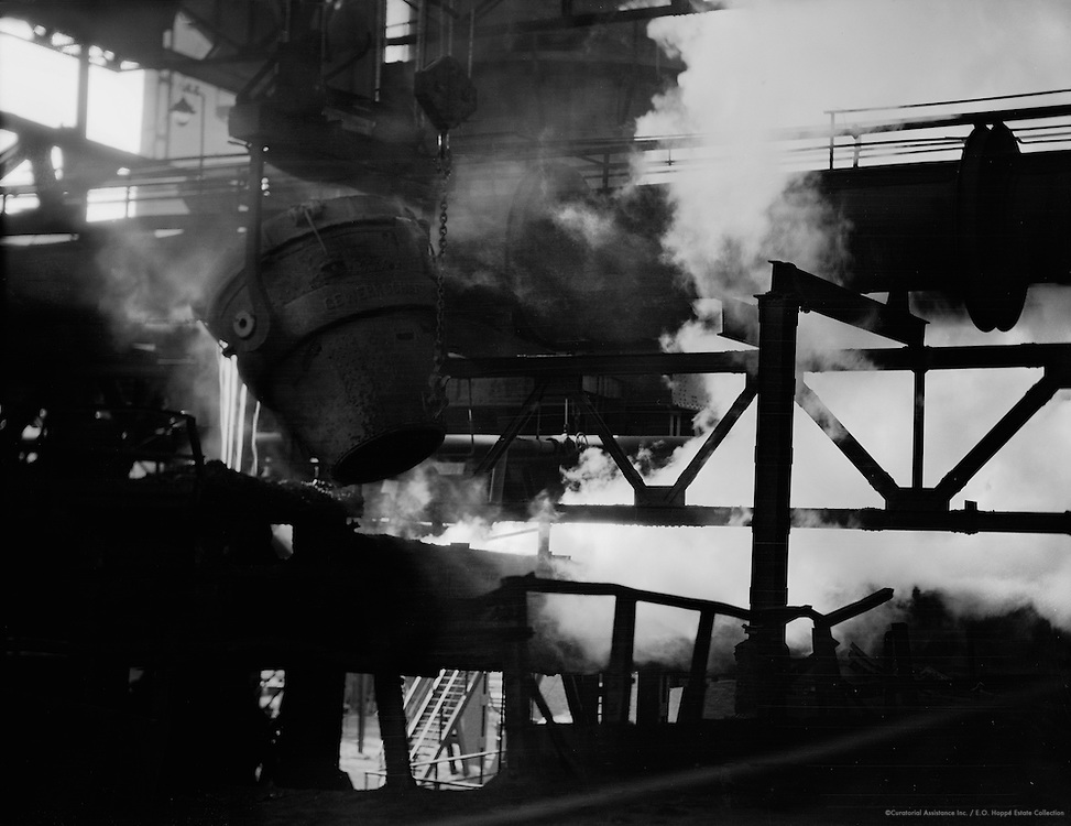 Factory equipment, Hösch Steelworks, Dortmund, 1928
