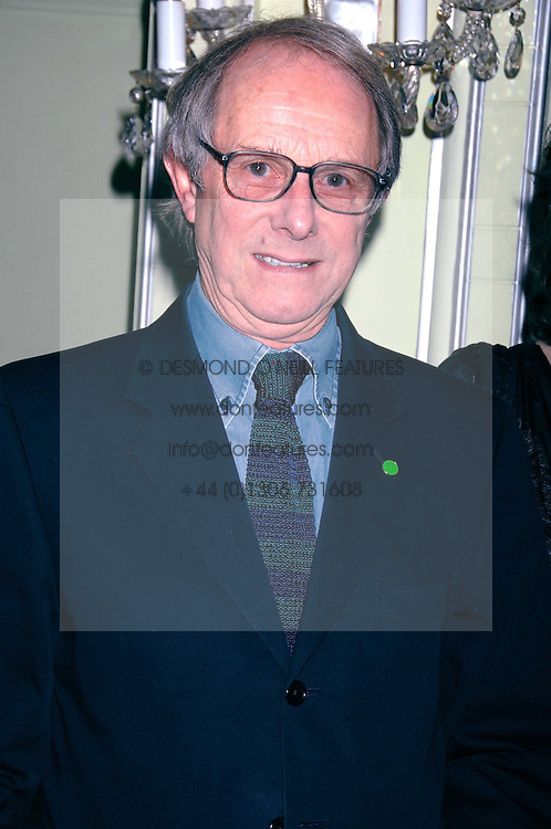 Director KEN LOACH attending the 27th Awards of the London Film Critics' Circle 2007 in aid of the NSPCC held at The Dorchester, Park Lane, London on 8th February 2007.<br />