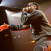 WASHINGTON, DC - December 15th, 2014 - Lil Jon performs onstage during HOT 99.5's Jingle Ball 2014 at the Verizon Center in Washington, D.C. (Photo By Kyle Gustafson / For The Washington Post)