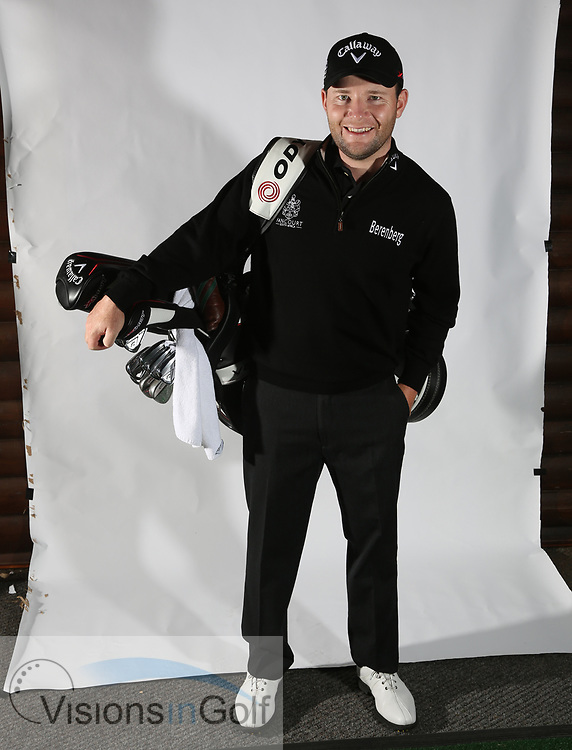 Branden Grace<br /> Portrait<br /> 2013<br /> <br /> Golf Pictures Credit by: Mark Newcombe / visionsingolf.com