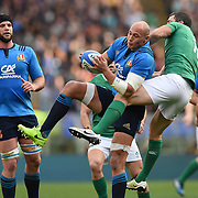 20170211 Rugby, RBS 6 nations : Italia vs Irlanda