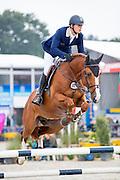 Rodrigo Giesteira Almeida - King Kong of Picobello Z<br /> FEI World Breeding Jumping Championships for Young Horses 2016<br /> © DigiShots