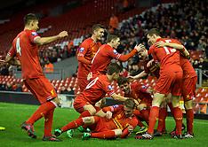 140227 Liverpool U21 v Wolves U21
