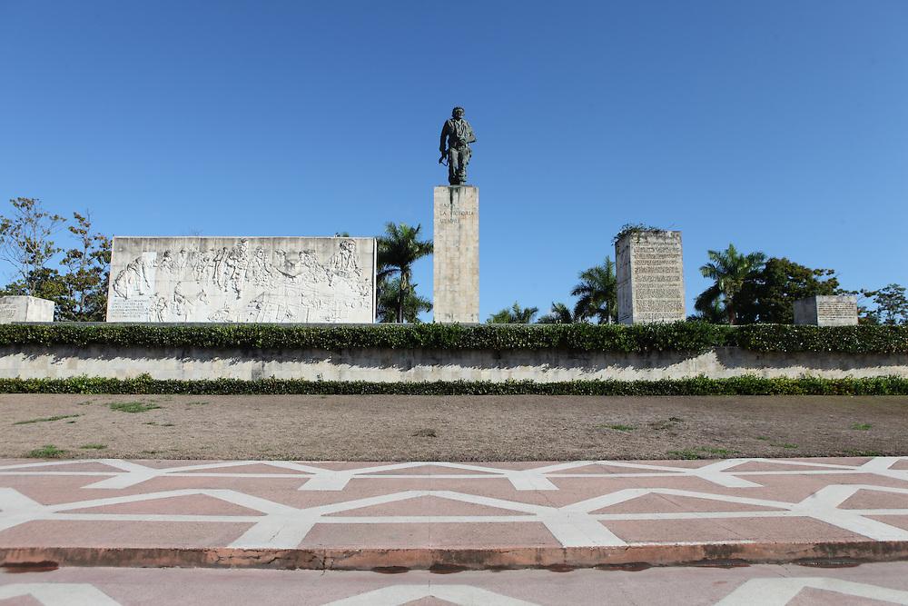 Ché Guevara Memorial, Santa Clara