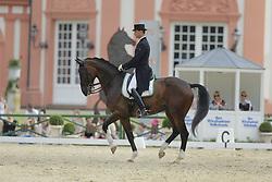 Gmoser, Peter, Two to Tango<br /> Wiesbaden - Pfingstturnier<br /> Grand Prix<br /> © www.sportfotos-lafrentz.de/ Stefan Lafrentz