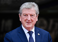 Football - 2017 / 2018 Premier League - Crystal Palace vs. Brighton & Hove Albion<br /> <br /> Crystal Palace manager Roy Hodgson, at Selhurst Park.<br /> <br /> COLORSPORT/ASHLEY WESTERN
