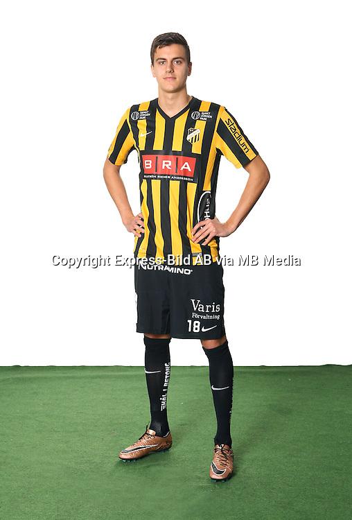 Alexander Jeremejeff<br /> Helfigur<br /> @Leverans<br /> Allsvenskan 2016<br /> Fotboll