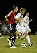 OC Men's Soccer vs Southern Nazarene - 10/20/2007