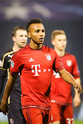 Julian Green #37 of FC Bayern Munchen during football match between GNK Dinamo Zagreb and Bayern München in Group F of Group Stage of UEFA Champions League 2015/16, on December 9, 2015 in Stadium Maksimir, Zagreb, Croatia. Photo by Ziga Zupan / Sportida