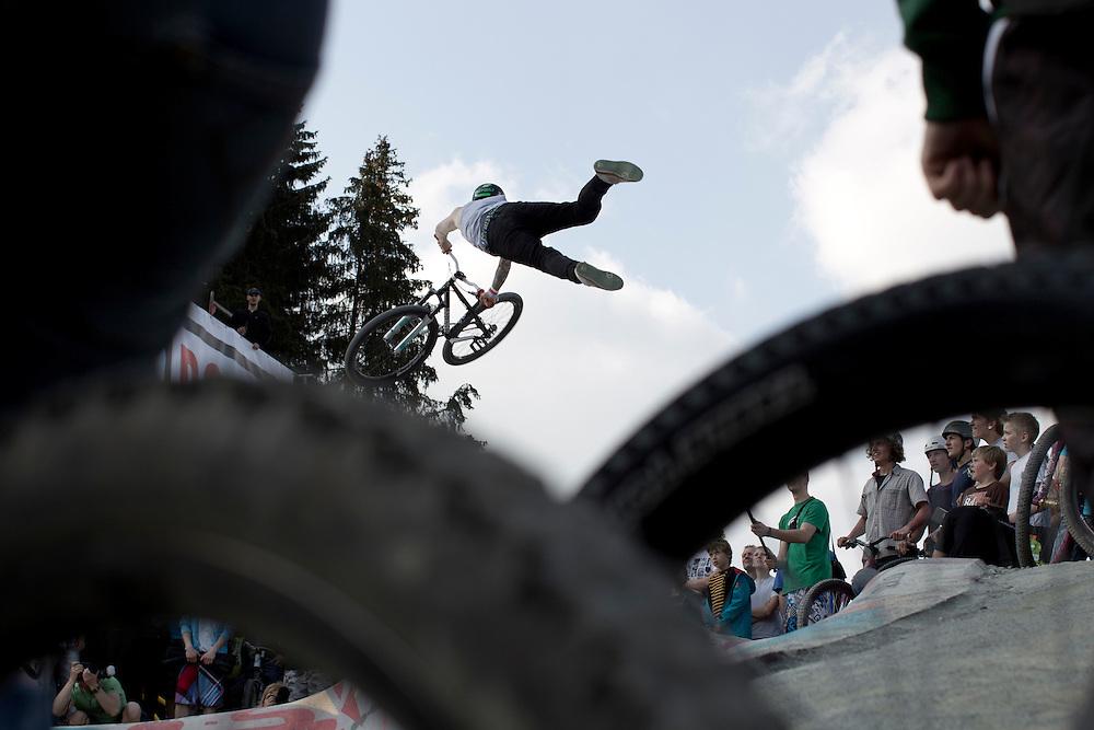 Rider: Unknow   Event: IXS Dirt Masters Location: Winterberg (Germany)