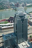 Great American Tower Queen City Square Cincinnati Ohio