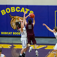 01-26-16 Berryville Sr. Boys vs. Gentry